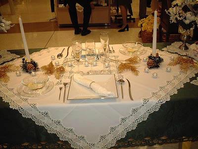 Table composée par Marie-France Flageul